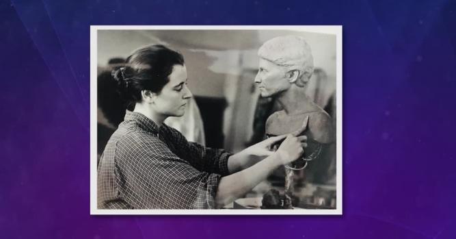 Margot McMahon, Sculptor