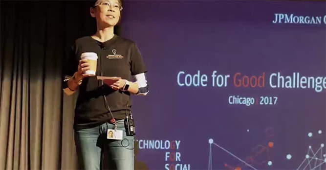 Helen Sun, Chief Technology Officer, STATS