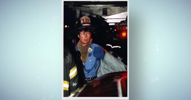 Brenda Berkman, Retired Captain of the New York City Fire Department
