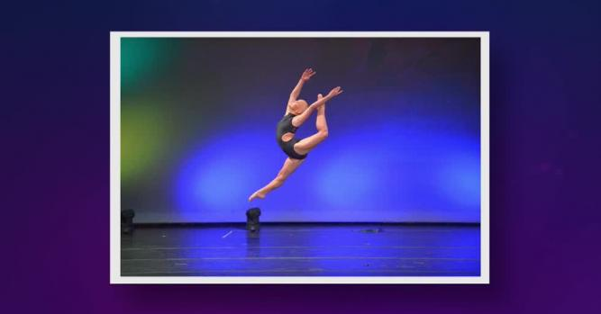 Ava Blaser, Dancer, Childhood Cancer Advocate