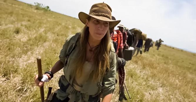 Mireya Mayor, Primatologist, Conservationist, Explorer and TV Host