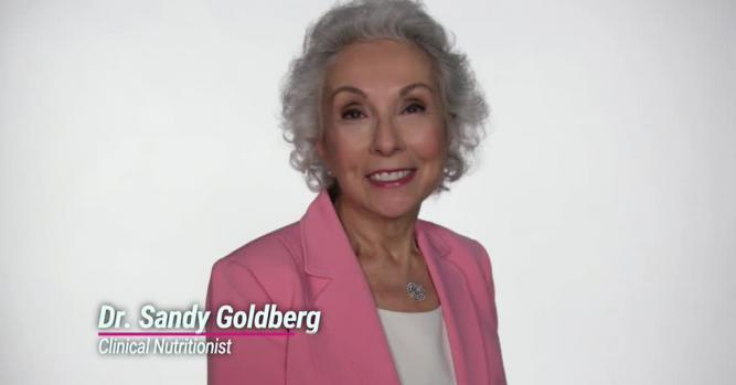 Sandy Goldberg, Clinical Nutritionist