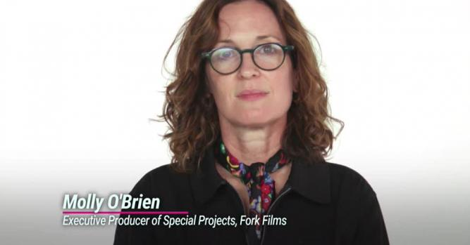 Molly O'Brien, Executive Producer of Special Projects, Fork Films
