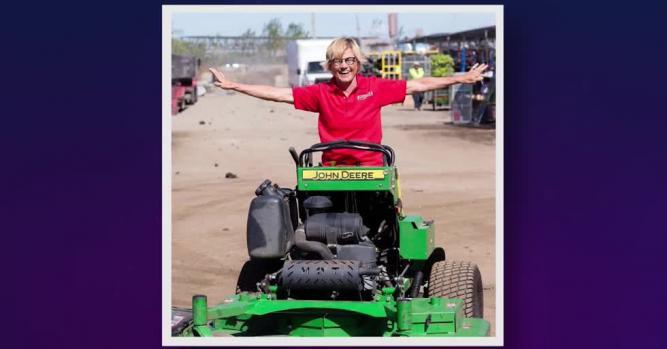 Christy Webber, President, Christy Webber Landscapes