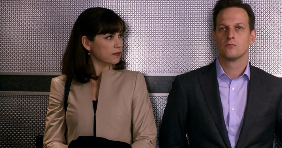 Start TV   Can you complete the names of characters from The Good Wife?