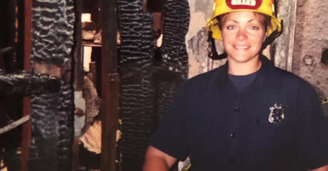 Eleni Pappas, Assistant Fire Chief, Los Angeles County Fire Department