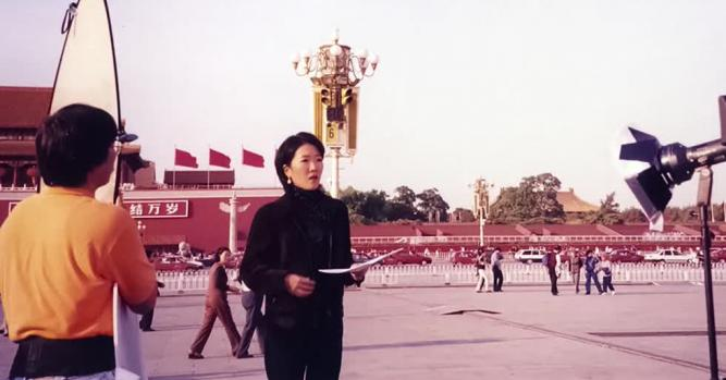 May Lee, Broadcast Journalist
