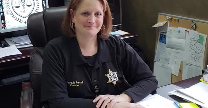 Jacquie Purcell, Coroner Kendall County, Illinois